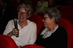 Fiona and Edna at Grenoble screening